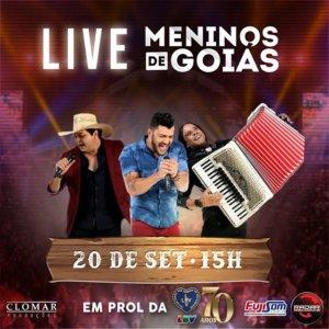Meninos de Goiás