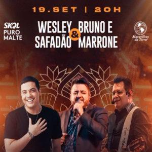 Wesley Safadão e Bruno & Marrone