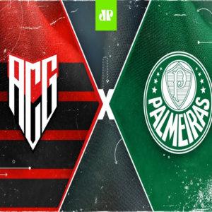 Atlético GO x Palmeiras